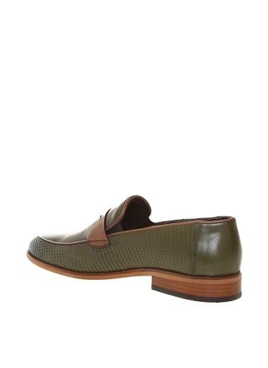 Beymen Business Klasik Ayakkabı Yeşil